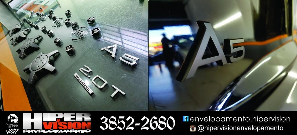 Envelopamento do Audi A5 (3)