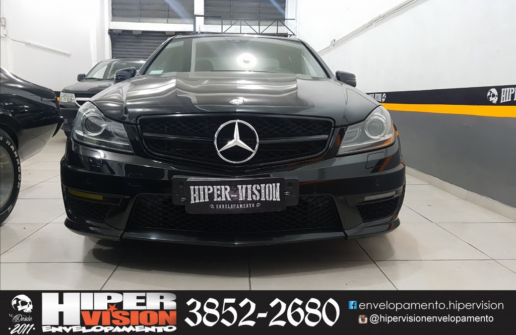 Envelopamento Mercedes amg c 63 (3)