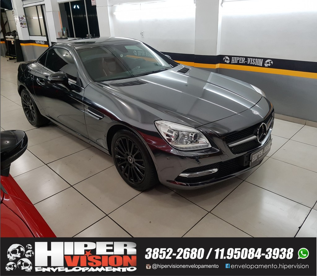 envelopamento mercedes black chrome (1)