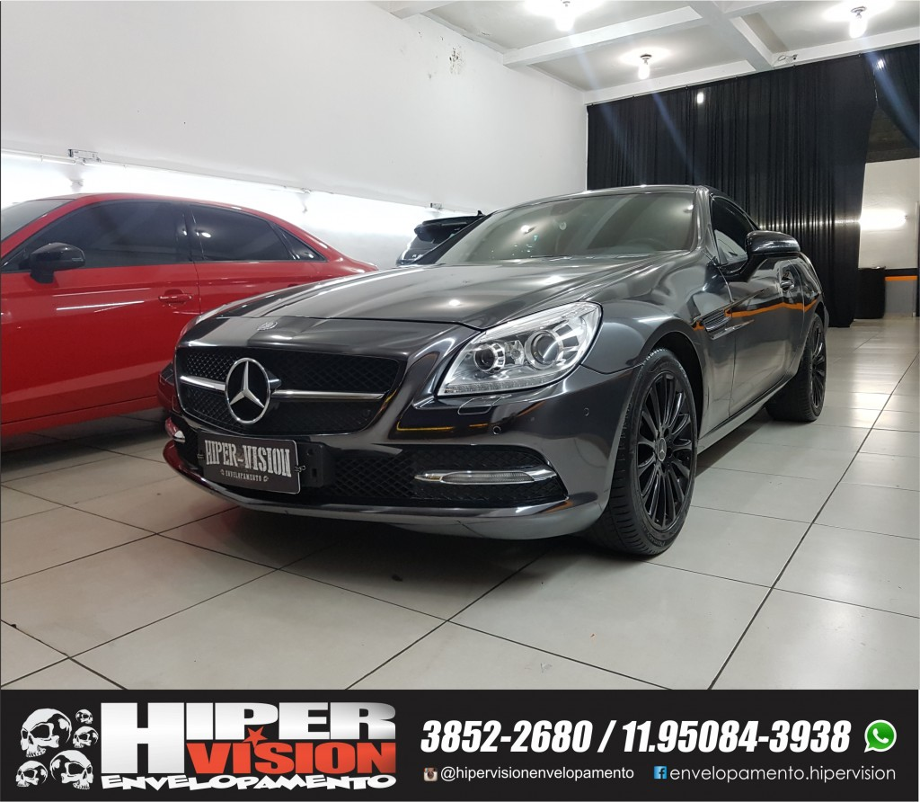 envelopamento mercedes black chrome (2)