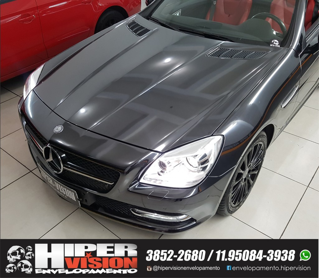 envelopamento mercedes black chrome (6)