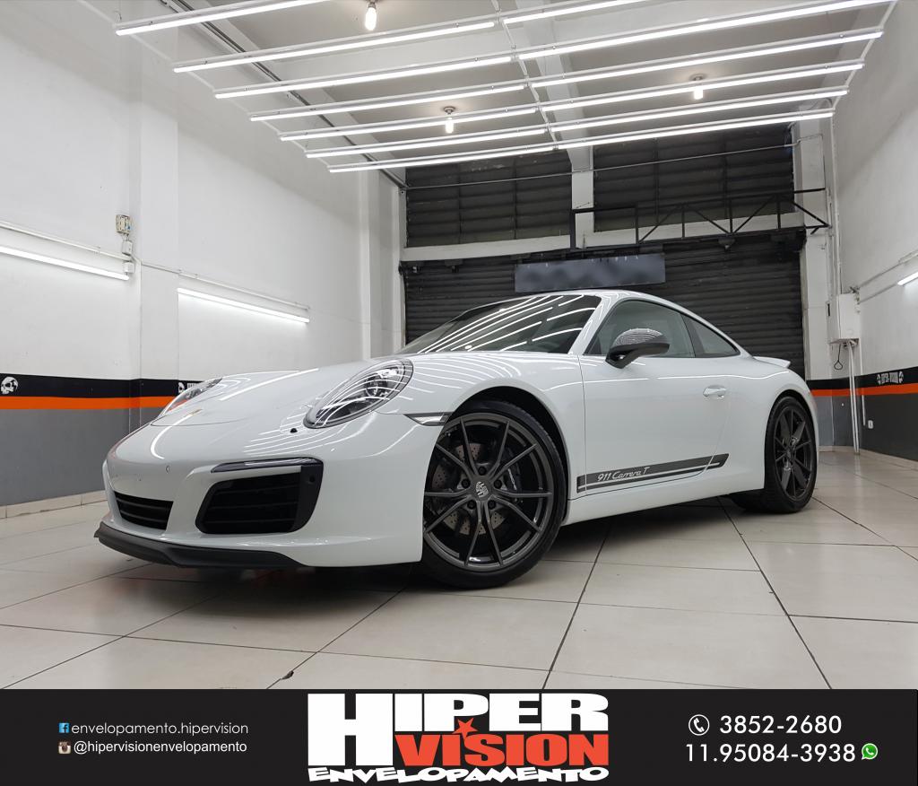 Envelopamento Porsche 911 Carreira t (8)