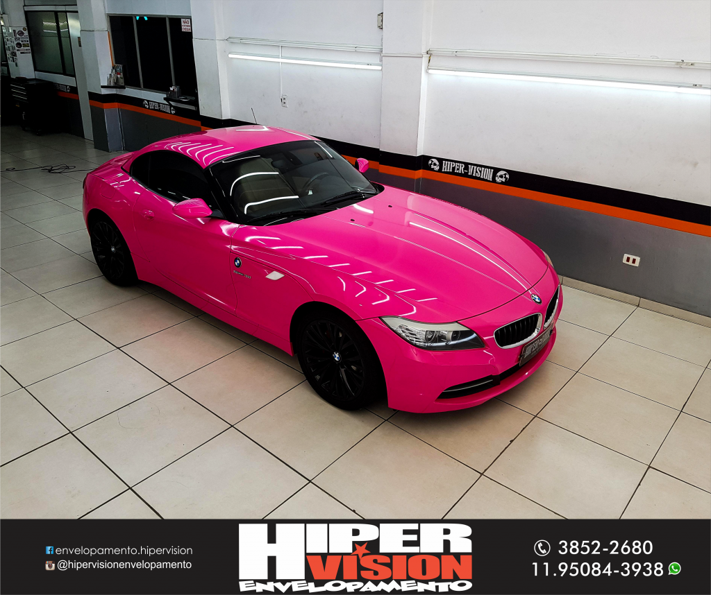 BMW Z4 TOGURO ROSA PINK (2)