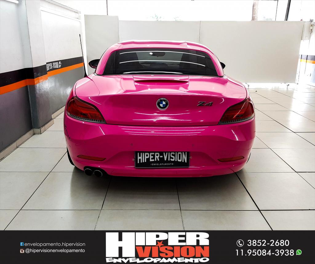 BMW Z4 TOGURO ROSA PINK (4)