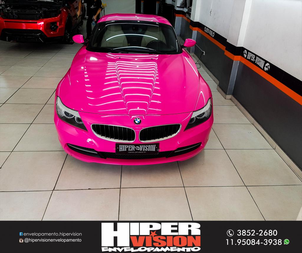 BMW Z4 TOGURO ROSA PINK (6)