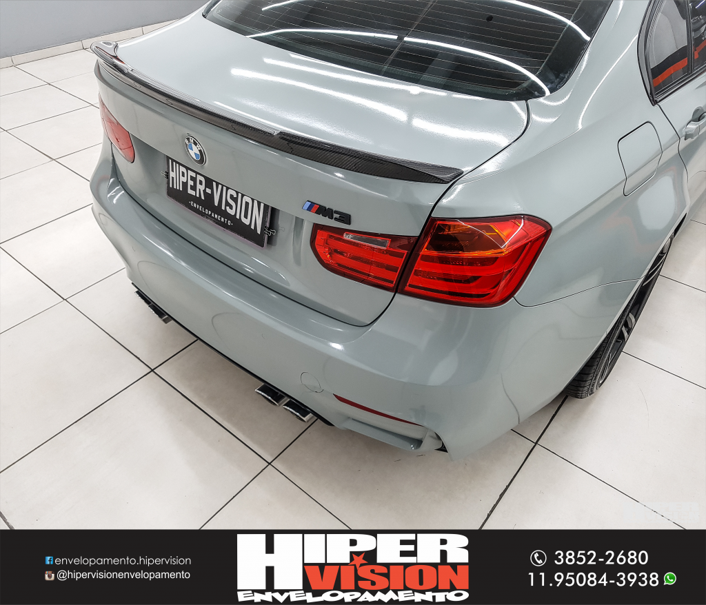 BMW M3 ENVELOPAMENTO NARDO GREY (1)