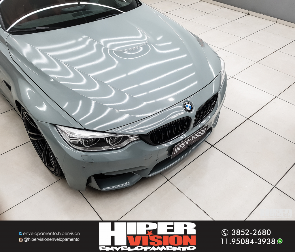 BMW M3 ENVELOPAMENTO NARDO GREY (3)